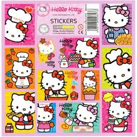 Abtibilduri Hello Kitty bucatar 12 buc