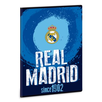 Poze Caiet A4 matematica FC Real Madrid 40 pagini