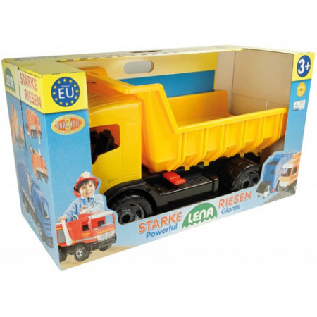 Camion galben Lena 61 cm
