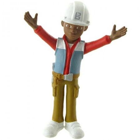 Figurina Leo Bob Constructorul