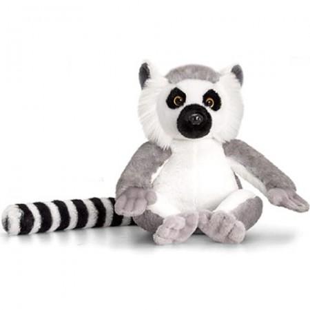 Maimuta de plus Lemur Keel Toys 20 cm