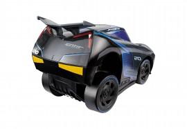 Masinuta mecanica Jackson Storm Revvin' Action Disney Cars 3