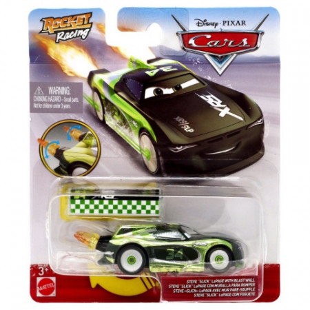 Masinuta metalica Steve Slick XRS Rocket Racing Cars