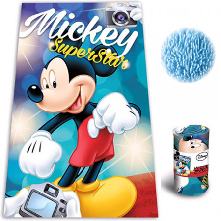 Patura Mickey Mouse Superstar 150x100 cm