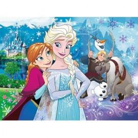 Puzzle Ana si Elsa Frozen 30 piese
