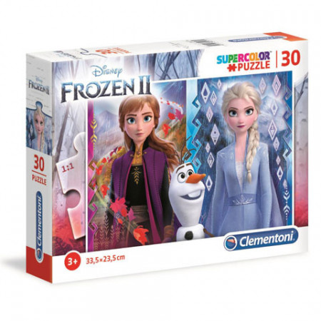 Puzzle Frozen 2 Clementoni 30 piese