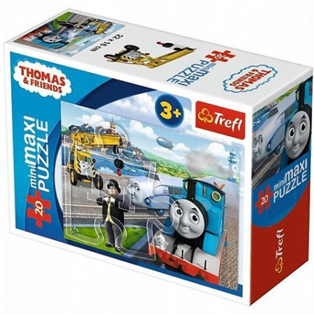 Puzzle maxi Thomas and Friends 20 piese