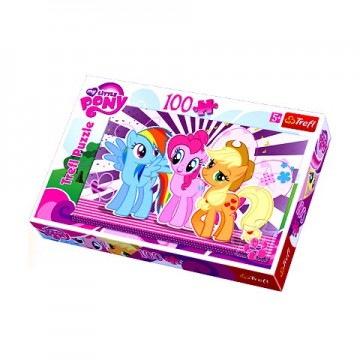 Puzzle My Little Pony 100 piese