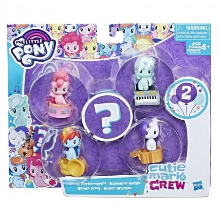 Set de figurine Party Performers My Little Pony