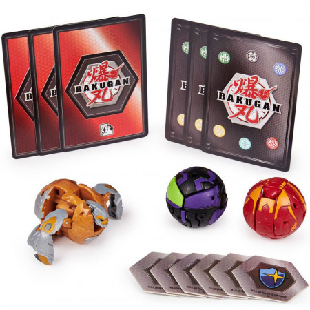 Set de joaca Aurelus Gorthion Starter Pack Bakugan Battle Planet