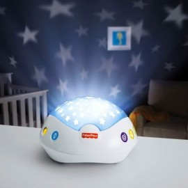 Carusel muzical 3 in 1 Fisher-Price Butterfly Dreams - Noapte Instelata