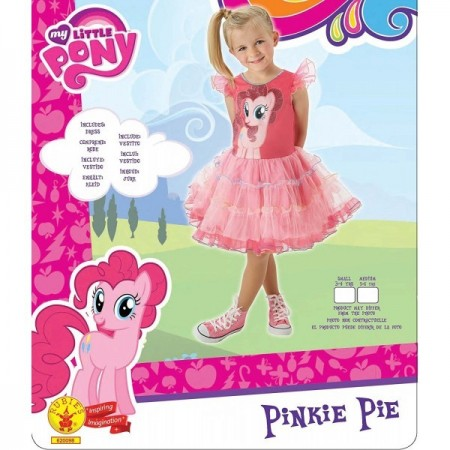 Poze Costum Pinkie Pie My Little Pony marimea M