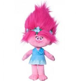 Figurina de plus Poppy Trolls 30 cm