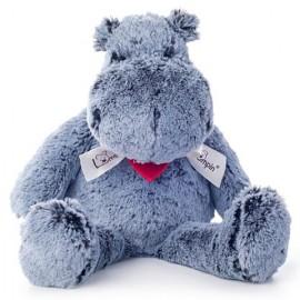 Hipopotam de plus Oscar 30 cm