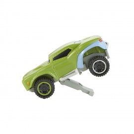 Poze Masinuta mecanica Hulk Flip Fighters Hot Wheels