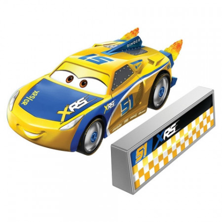 Masinuta metalica Cruz Ramirez XRS Rocket Racing Cars