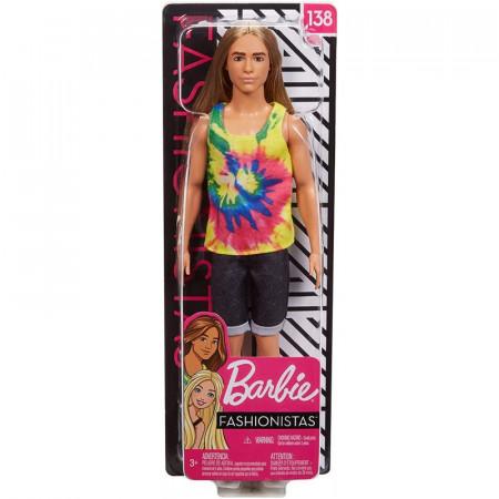 Papusa Ken Barbie Fashionistas