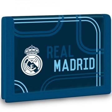 Portofel FC Real Madrid albastru