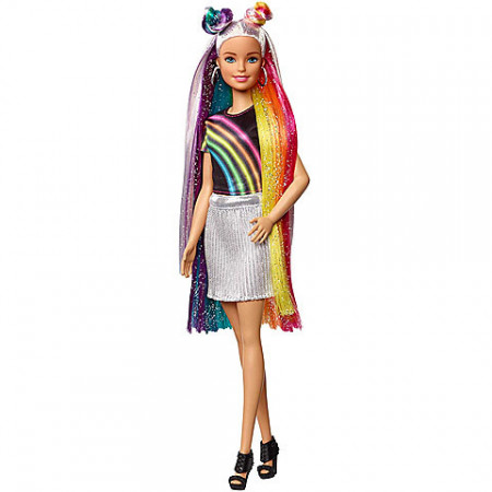 Set Barbie Rainbow Sparkle