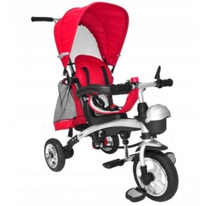 Tricicleta Multifunctionala 10 in 1 Egaleco cu Roti Gonflabile