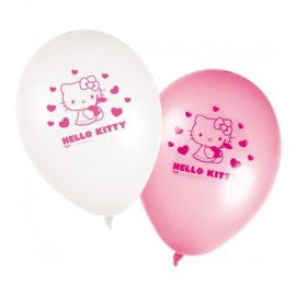 Baloane de petrecere Hello Kitty