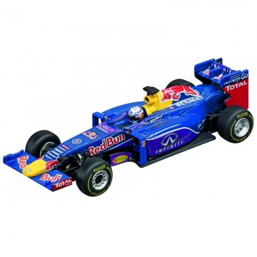 Poze Circuit electric masinute Red Bull Racing Flying Finish Carrera Go 5,3 m