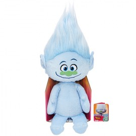 Figurina de plus Guy Diamond Trolls 45 cm