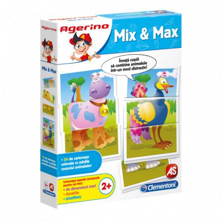 Joc educativ Mix & Max Agerino Clementoni
