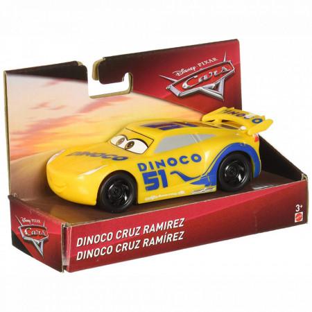 Masinuta mare Dinoco Cruz Ramirez Disney Cars 3