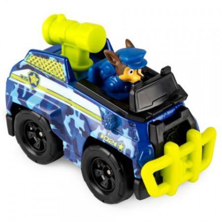 Masinuta metalica Chase Patrula Catelusilor Jungle Rescue