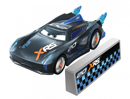 Masinuta metalica Jackson Storm XRS Rocket Racing Cars
