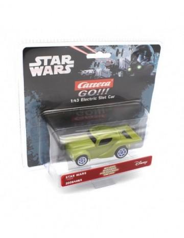 Masinuta Yoda Star Wars Carrera GO