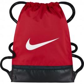 Sac de umar cu snur Nike Brasilia rosu