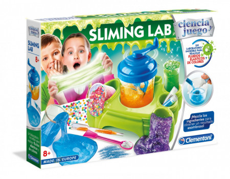 Set de creatie Sliming Lab Clementoni