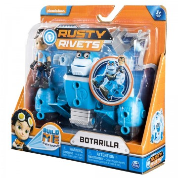 Poze Set de joaca Botarilla Rusty Rivets Build Me