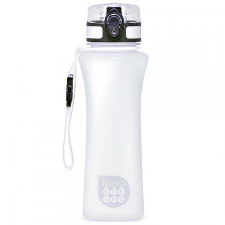 Sticla pentru apa Ars Una alb mat 500 ml