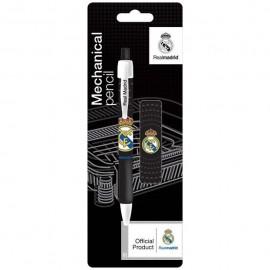Creion mecanic si rezerve Real Madrid 0.5 mm