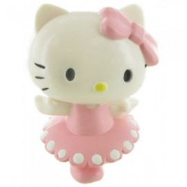 Figurina Hello Kitty balerina