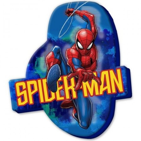 Perna de plus Logo Spiderman