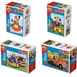 Puzzle maxi Pompierul Sam 20 piese