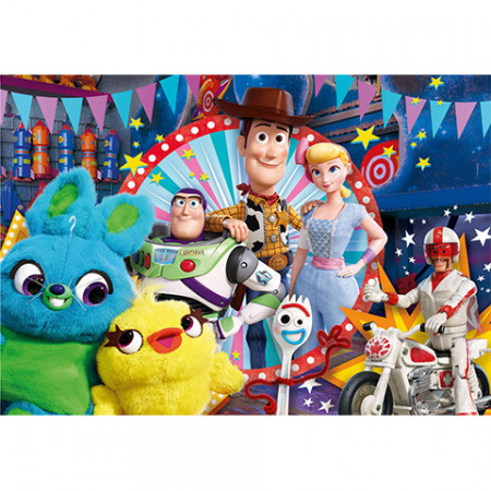 Puzzle Toy Story 4 Clementoni 104 piese
