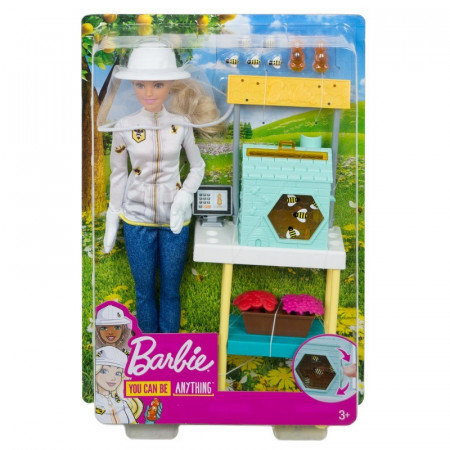 Set de joaca Barbie apicultor Barbie You Can Be Anything