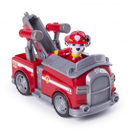 Poze Set de joaca Marshall Transforming Fire Engine Patrula Catelusilor
