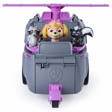 Set de joaca Skye's Ride N Rescue Patrula Catelusilor
