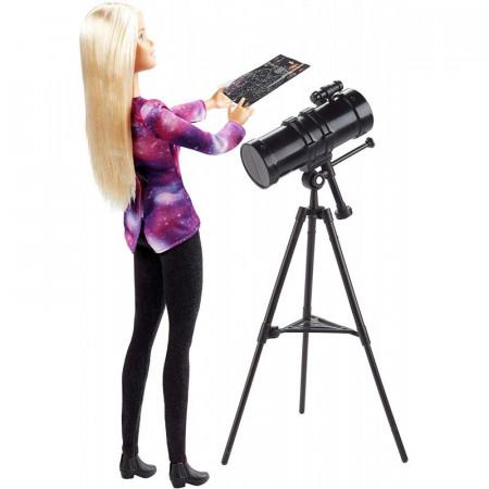 Set papusa Barbie astrionom Barbie National Geographic