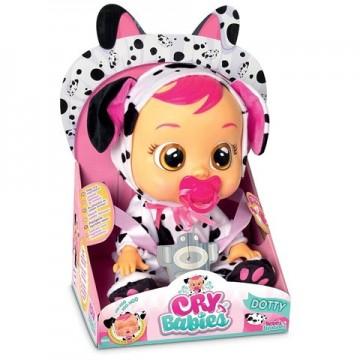 Bebelus interactiv Dotty Cry Babies - Copilasii adorabili