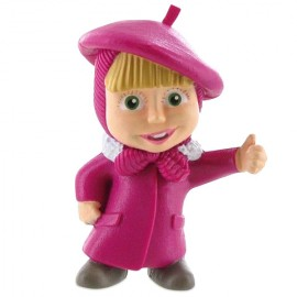 Poze Figurina Masha cu bascuta Masha and the Bear