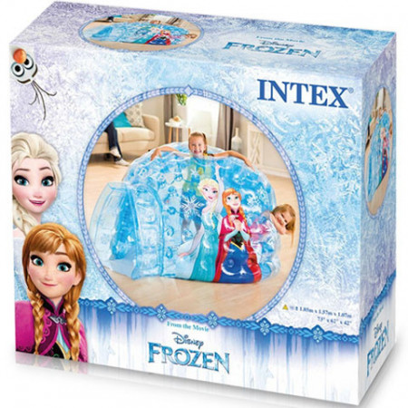 Iglu gonflabil cu mingi Frozen 2