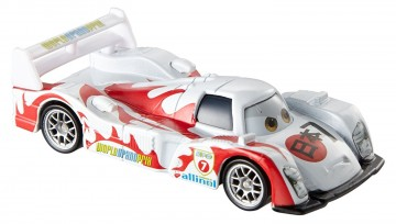 Masinuta metalica Shu Todoroki Cars WGP