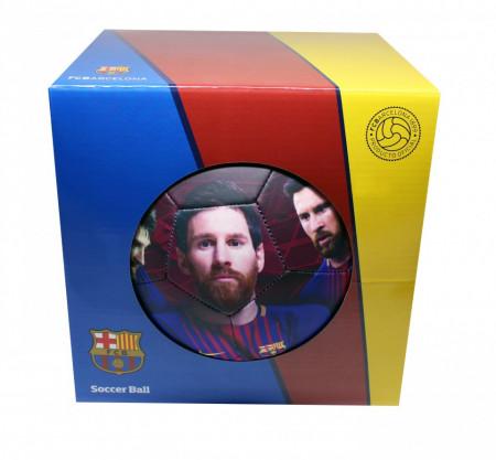 Minge de fotbal Lionel Messi 2020 FC Barcelona + cutie cadou